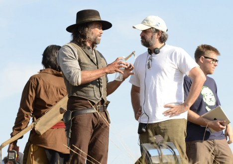 Hell on Wheels Season 2 Behind the Scenes Photos 16 - Hell on Wheels Season 2 Behind the Scenes Photos