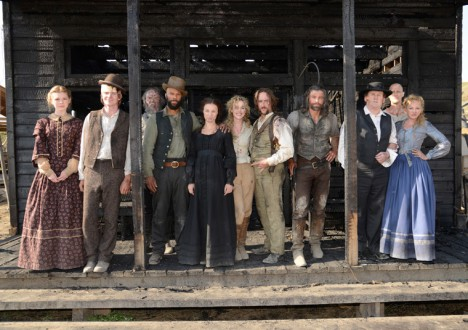 Hell on Wheels Season 2 Behind the Scenes Photos 21 - Hell on Wheels Season 2 Behind the Scenes Photos