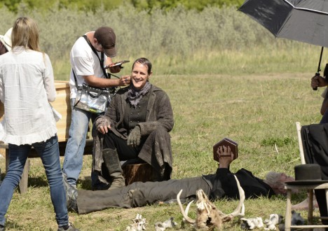 Hell on Wheels Season 2 Behind the Scenes Photos 7 - Hell on Wheels Season 2 Behind the Scenes Photos