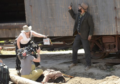 Hell on Wheels Season 2 Behind the Scenes Photos 9 - Hell on Wheels Season 2 Behind the Scenes Photos