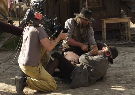 Hell on Wheels Season 2 Behind the Scenes Photos 10 - Hell on Wheels Season 2 Behind the Scenes Photos
