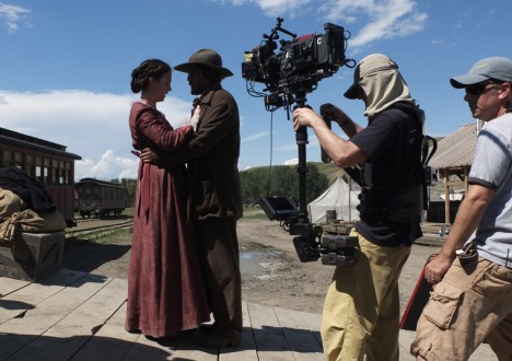 Hell on Wheels Season 2 Behind the Scenes Photos 15 - Hell on Wheels Season 2 Behind the Scenes Photos