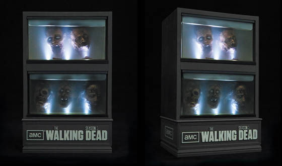 <em>The Walking Dead</em> Season 3 Limited Edition Blu-Ray Set Now Available for Pre-Order