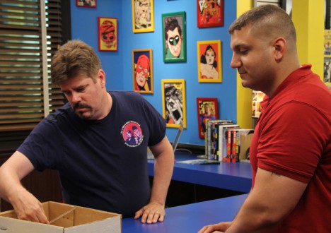 Comic Book Men Season 2 Episode Photos 51 - Comic Book Men Season 2 Episode Photos