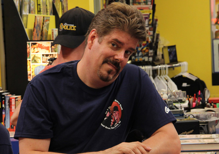Comic Book Men Season 2 Episode Photos 55 - Comic Book Men Season 2 Episode Photos