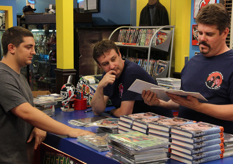 Comic Book Men Season 2 Episode Photos 59 - Comic Book Men Season 2 Episode Photos