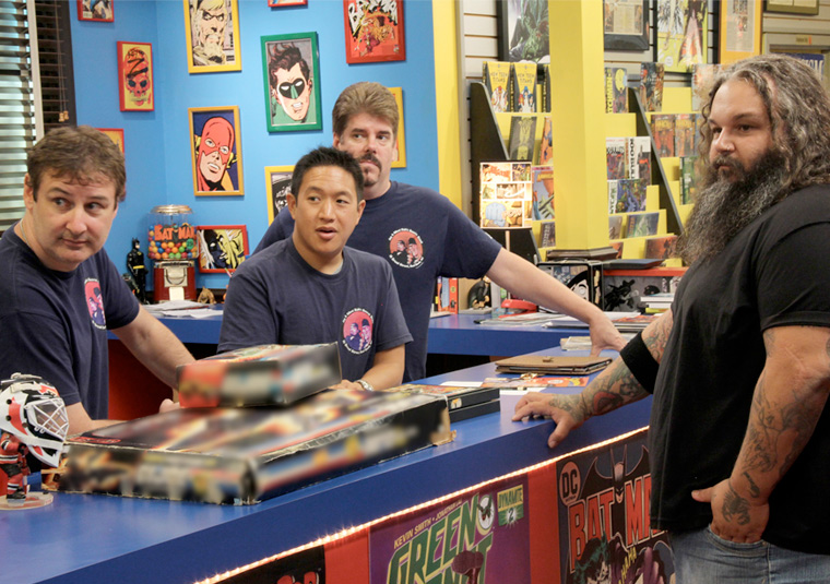 Comic Book Men Season 2 Episode Photos 57 - Comic Book Men Season 2 Episode Photos