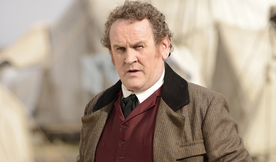 Colm Meaney Receives Best Supporting Actor Saturn Award Nomination for <em>Hell on Wheels</em>
