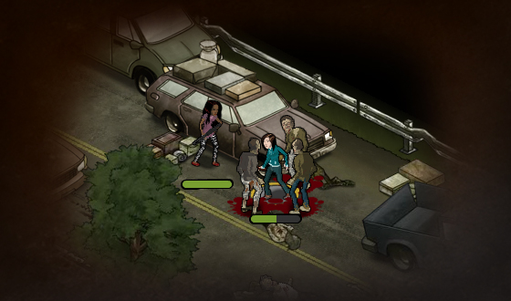 <em>The Walking Dead</em> Social Game &#8211; This Week&#8217;s Tip: Be the Hero