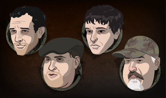<em>The Walking Dead</em> Social Game Adds New Characters From the AMC Series