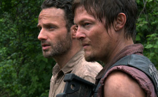 Robert Kirkman, Glen Mazzara on Midseason Premiere; <em>NY Post</em> Gives Four-Star Review