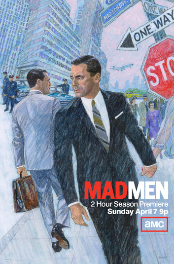 Creation of the Mad Men Season 6 Key Art 4 - Creation of the Mad Men Season 6 Key Art