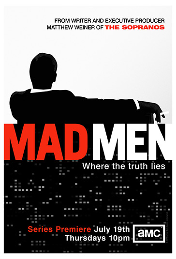 Mad Men Posters 6 - Mad Men Posters