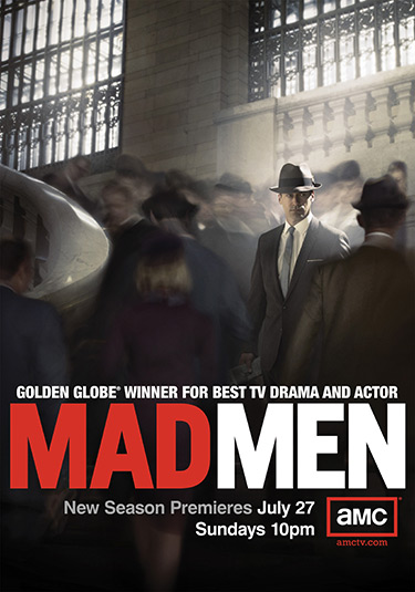 Mad Men Posters 5 - Mad Men Posters