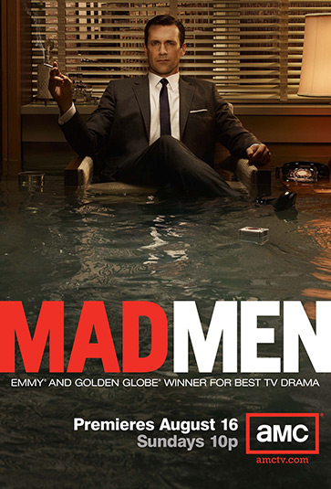 Mad Men Posters 4 - Mad Men Posters