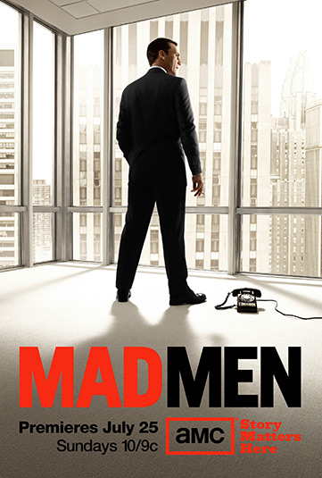 Mad Men Posters 3 - Mad Men Posters