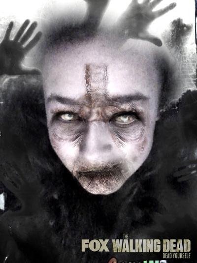 The Walking Dead - Dead Yourself Fan App