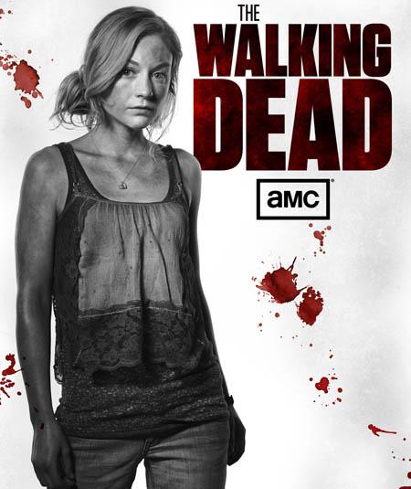 Beth Greene (Emily Kinney) of The Walking Dead
