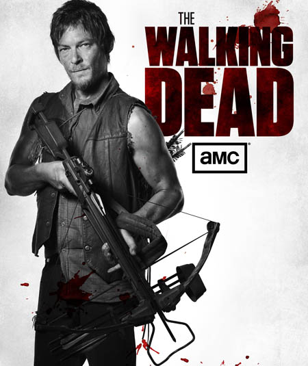 Daryl Dixon (Norman Reedus) of The Walking Dead