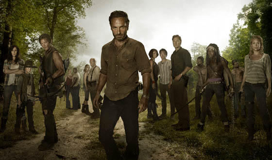 PaleyFest Featuring <em>The Walking Dead</em> Event Broadcast to Theaters This Week