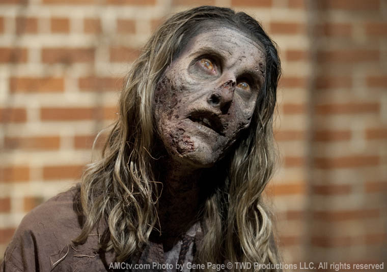 Walker of The Walking Dead