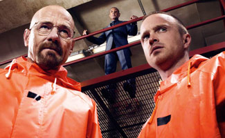 Bryan Cranston, Vince Gilligan Speak As Shooting Wraps; <em>Wired</em> Praises Jesse Pinkman