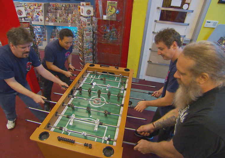 Comic Book Men Season 2 Episode Photos 68 - Comic Book Men Season 2 Episode Photos