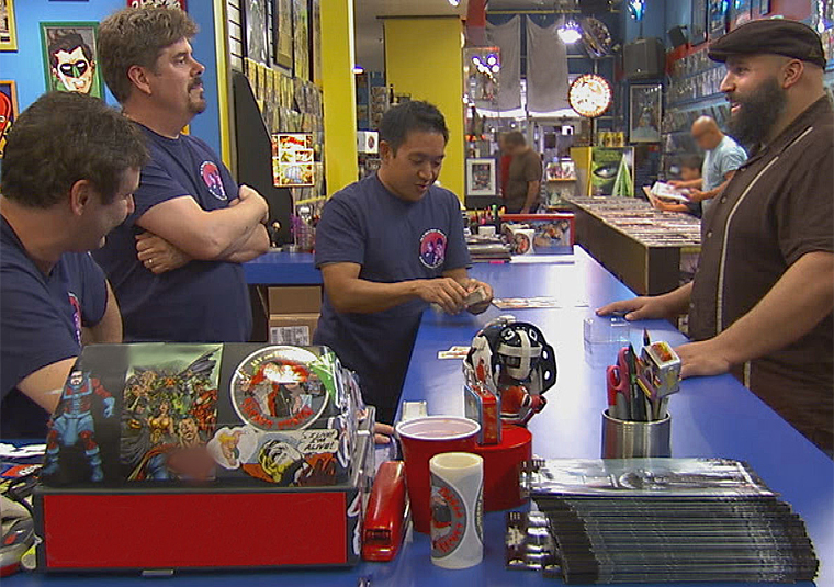 Comic Book Men Season 2 Episode Photos 67 - Comic Book Men Season 2 Episode Photos