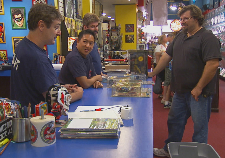Comic Book Men Season 2 Episode Photos 69 - Comic Book Men Season 2 Episode Photos