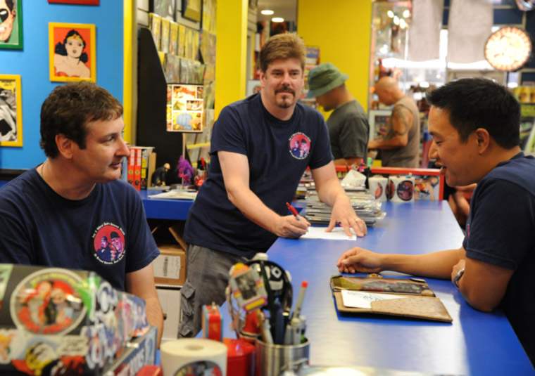 Comic Book Men Season 2 Episode Photos 70 - Comic Book Men Season 2 Episode Photos