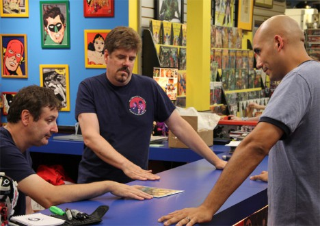 Comic Book Men Season 2 Episode Photos 78 - Comic Book Men Season 2 Episode Photos