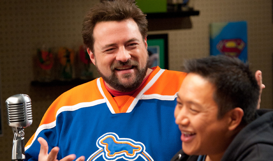 Kevin Smith and Ming Chen to Live-Tweet During This Thursday&#8217;s <em>Comic Book Men</em>