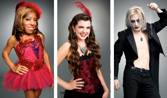 Amazing Ali, Asia Ray and Morgue to Live-Tweet During This Thursday&#8217;s <em>Freakshow</em>