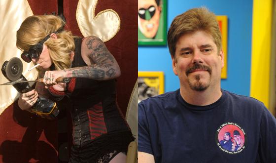 <em>Freakshow</em> Cast Appears on <em>Steve Harvey</em>; Two <em>Comic Book Men</em> Talk to <em>Men&#8217;s Health</em>
