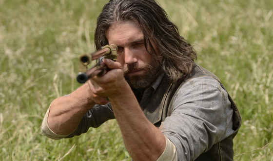 Anson Mount&#8217;s <em>Venus in Fur</em> Called Spellbinding; ITV Buys <em>Hell on Wheels</em> Rights