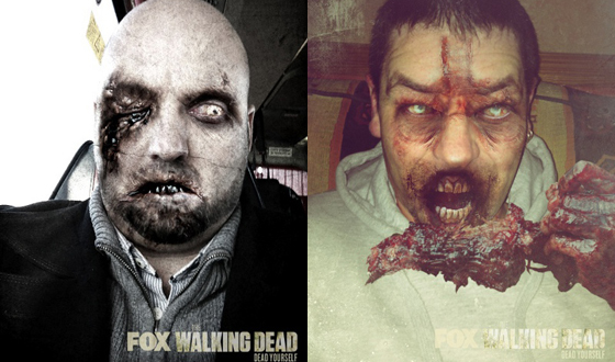 Photos – Irish Zombies From AMC's Dead Yourself App