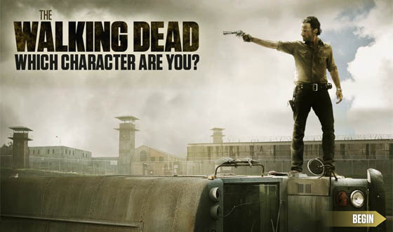<em>The Walking Dead</em>&#8216;s NEW Season 3 Character Quiz Reveals Who You Really Are