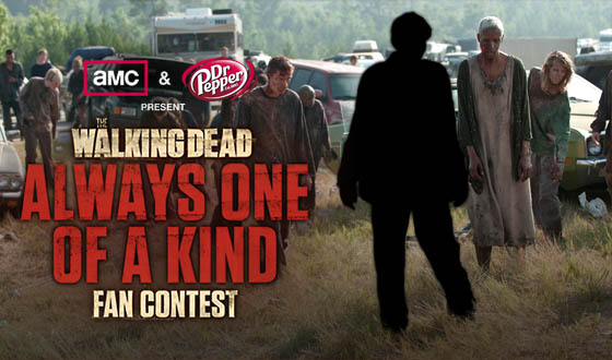 <em>The Walking Dead</em> Always One of a Kind Fan Contest Finalists Revealed