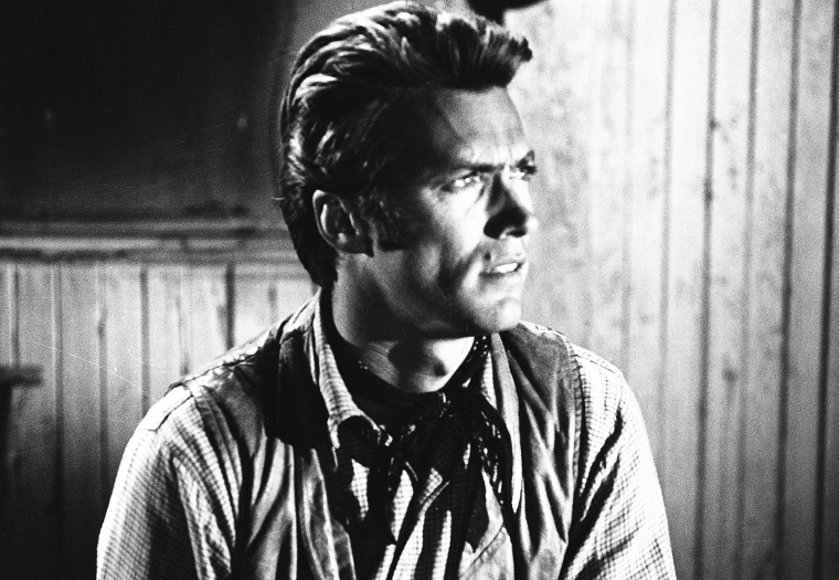 Clint Eastwood in Rawhide 5 - Rawhide