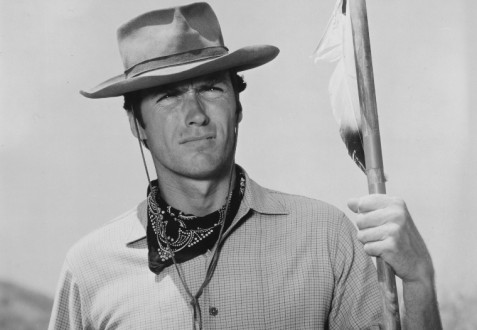 Clint Eastwood in Rawhide 2 - Rawhide