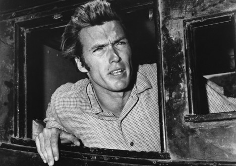 Clint Eastwood in Rawhide 1 - Rawhide