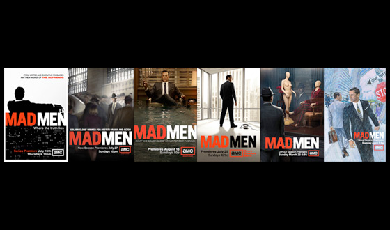 Which <i>Mad Men</i> Poster is Your Favorite?