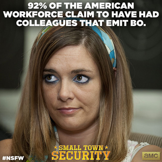 Small Town Security NSFW Workplace Statistics 5 - Small Town Security NSFW Workplace Statistics