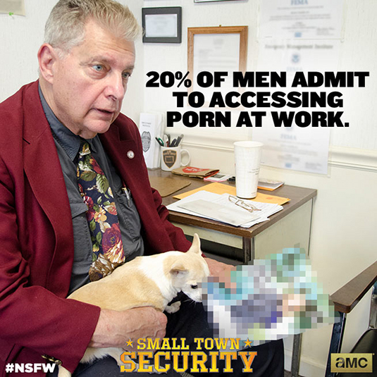 Small Town Security NSFW Workplace Statistics 2 - Small Town Security NSFW Workplace Statistics