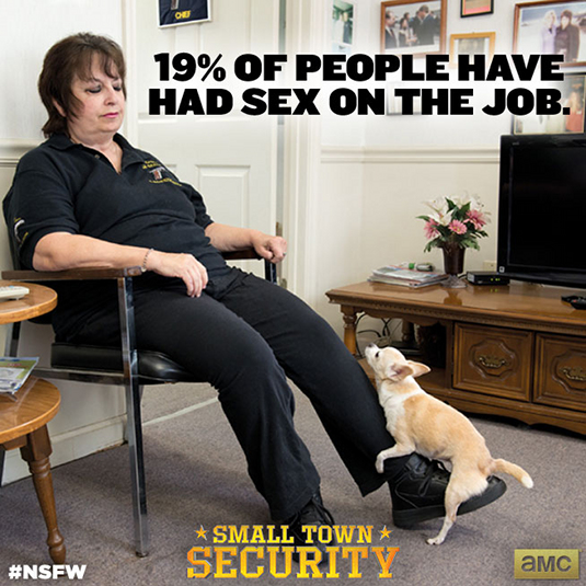 Small Town Security NSFW Workplace Statistics 1 - Small Town Security NSFW Workplace Statistics