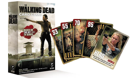 AMC and Cryptozoic Entertainment Announce <em>The Walking Dead</em> Card Game