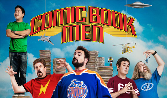 <em>Comic Book Men</em> Encores Begin Tonight at 10/9c