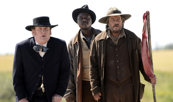 <em>NY Times</em> Covers <em>Hell on Wheels</em> Premiere Date; Dohn Norwood Promoted to Series Regular