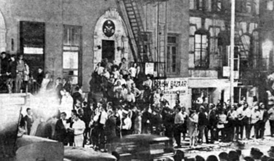 1960s Handbook – The Electric Circus