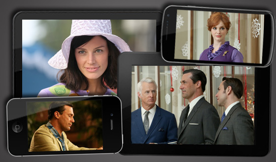 <em>Mad Men</em> Season 6 Premiere Episode Now on Android, iPhone and Kindle Fire